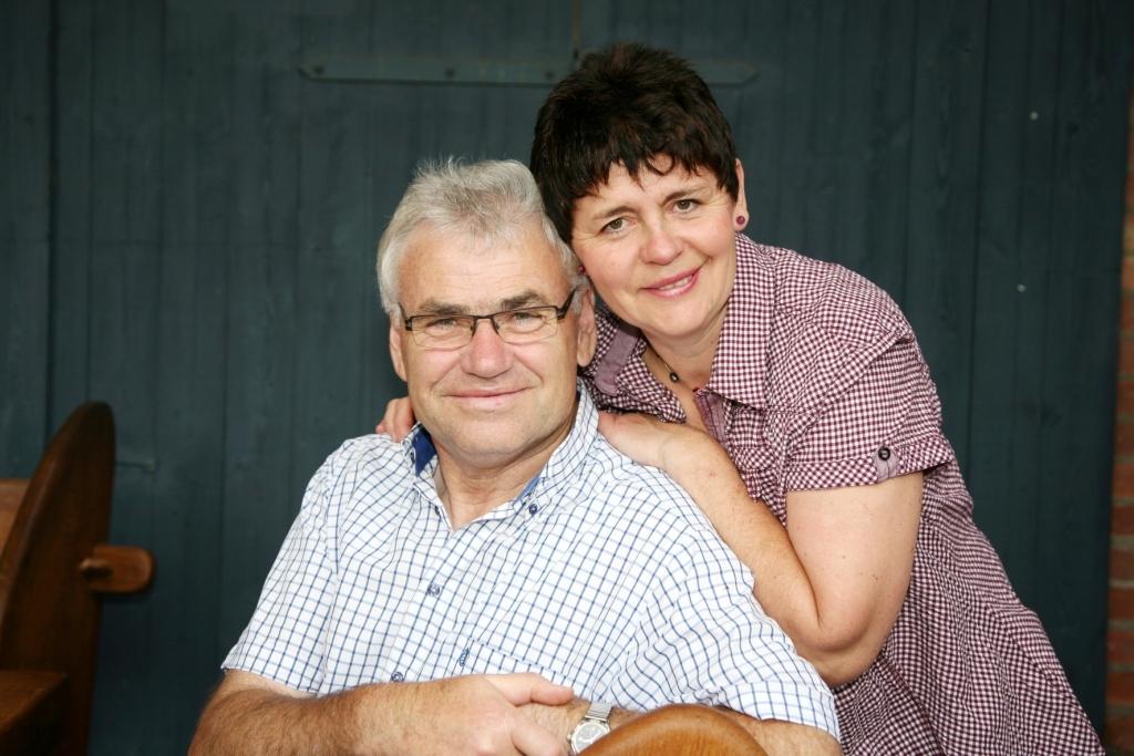 Volkhard und Marie vom Ferienhof Kunzog
