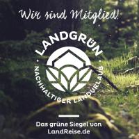 Mitgliedssiegel von Landgrün – nachhaltiger Landurlaub